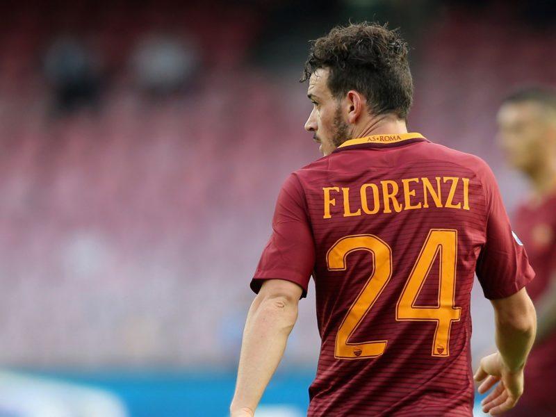 Florenzi, c'è una speranza per il ritiro. E Di Francesco gli cambia ruolo