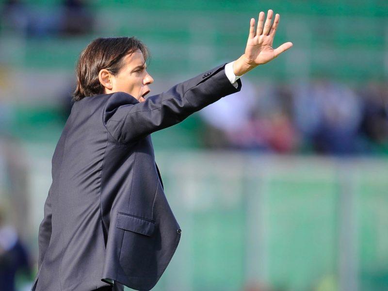 """Inzaghi: """"Milinkovic ha un problema, gioca Lulic. Immobile super col Milan, Felipe e de Vrij…"""""""