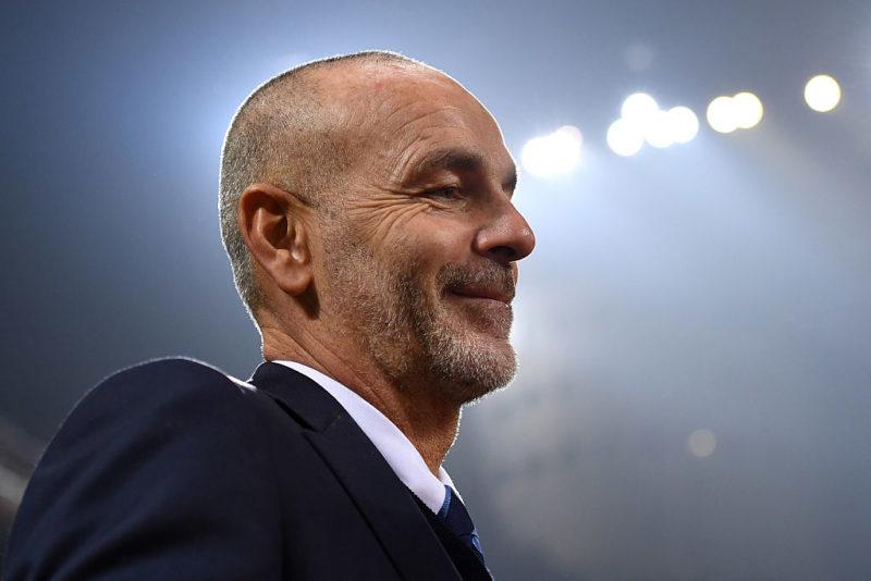 """Inter, Pioli: """"Banega? E' recuperato, ma può fare un solo ruolo! Su Joao Mario…"""""""