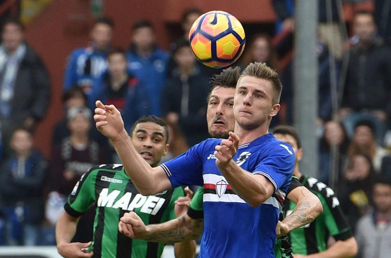 La Juve sfida l'Inter per Skriniar: proposta alla Sampdoria