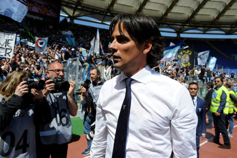 """Lazio, Inzaghi: """"Vogliamo recuperare Felipe. Keita? Gioca chi ha più voglia. Su Marusic e Leiva…"""""""