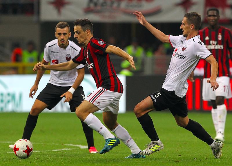 """Milan, infortunio per Bonaventura: c'è la diagnosi! Montella: """"Salta il Chievo"""""""