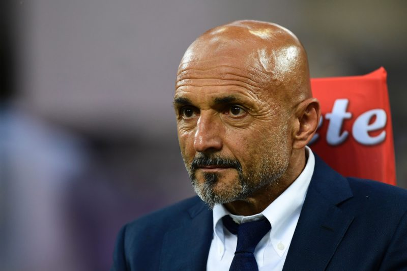 """Spalletti: """"Icardi? Come due gol. Il ruolo di Eder, Dalbert come Emerson, Karamoh alla Salah…"""""""