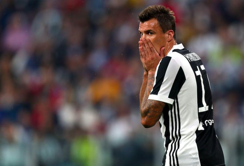 """FOTO – Mandzukic, che brutta ferita! Premium: """"In dubbio per la Roma"""""""
