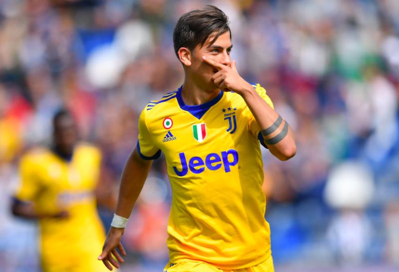 VOTI UFFICIALI – Benevento-Juve: Dybala show, Mandzukic da horror! Delude Alex Sandro