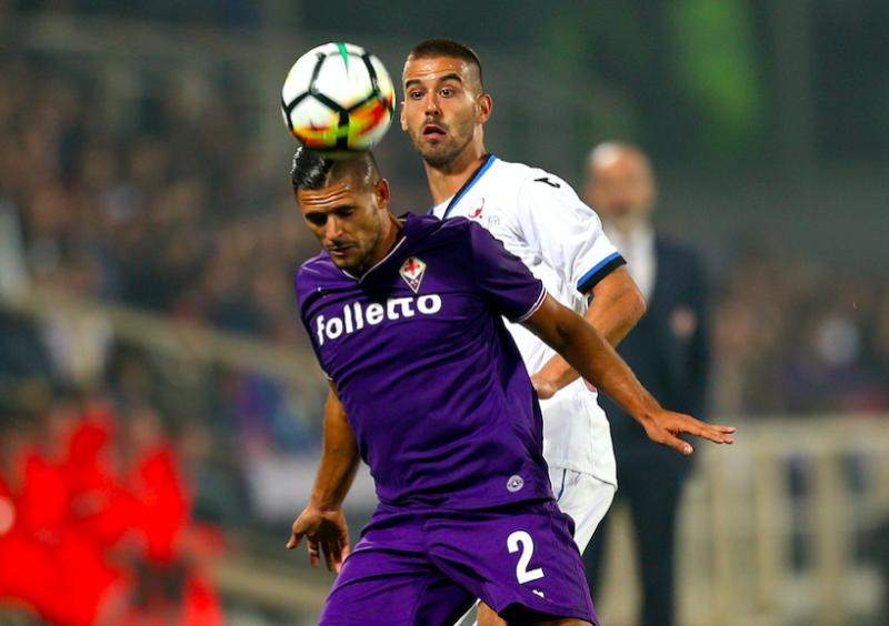 Fiorentina, tegola Laurini: lesione multipla al piede, salta la Juventus