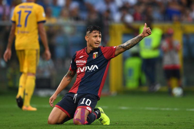 Udinese, smentito l'interesse per Gianluca Lapadula: c'è il comunicato ufficiale