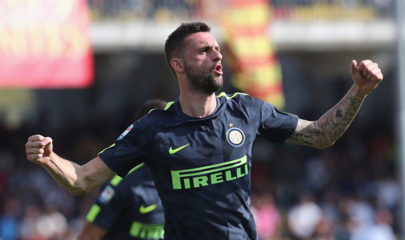 Brozovic salta il Napoli, ma accelera: l'Inter lo aspetta prima della sosta
