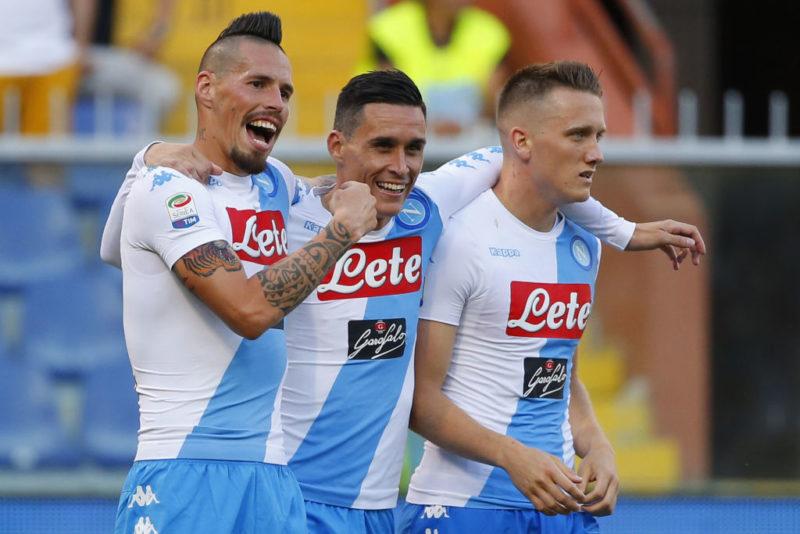 Napoli, da Albiol a Hamsik fino a Insigne: le decisioni di Sarri sul turnover in vista dell'Udinese