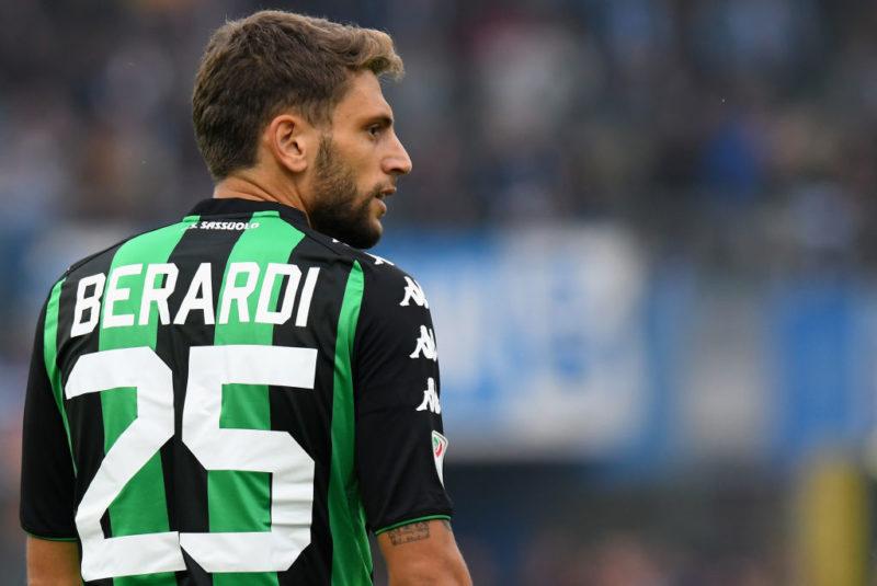 Genoa-Sassuolo, le formazioni ufficiali: Berardi e Lapadula, dentro da titolari