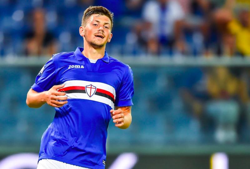 Sampdoria, Kownacki decolla e cancella il primo Schick: nel girone di ritorno la svolta