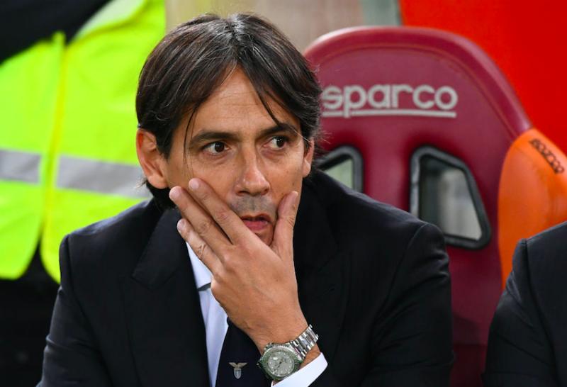 """Inzaghi: """"Marusic non convocato, i tempi di recupero. Felipe Anderson e Luis Alberto…"""""""