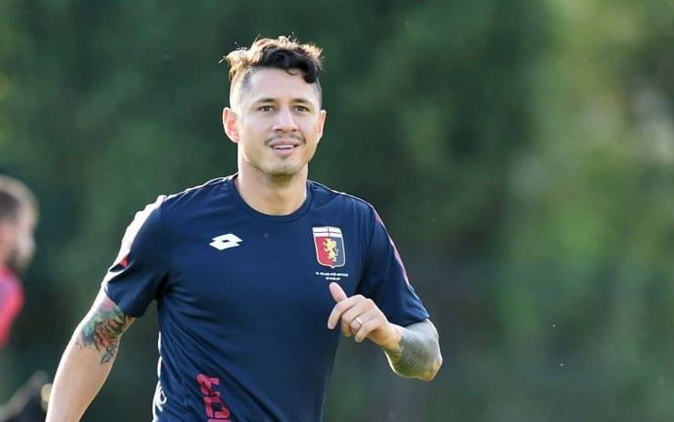 Genoa, prove di formazione per il derby. Ma Lapadula si allena a parte