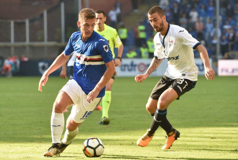 Sampdoria, Praet e il ritorno in anticipo: la previsione di Giampaolo