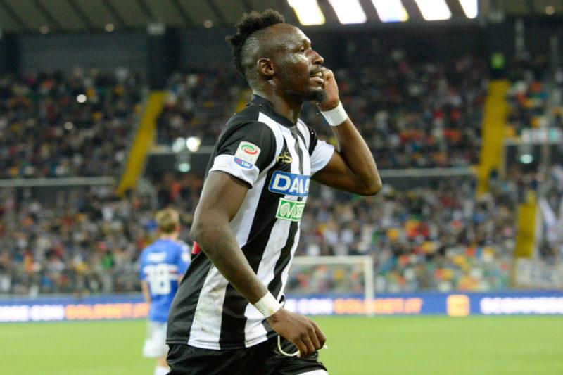 Udinese, che fine ha fatto Fofana? Gli aggiornamenti sull'infortunio