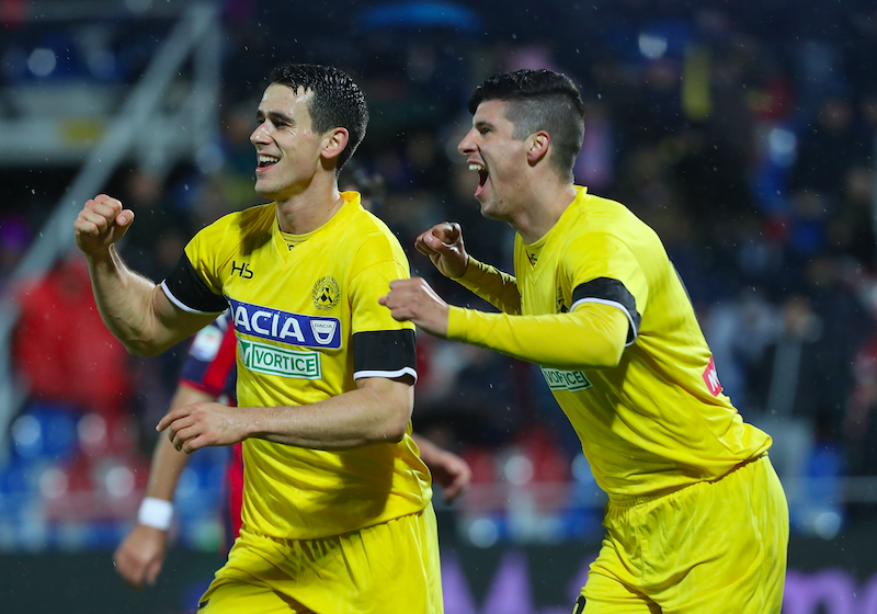 VOTI UFFICIALI – Crotone-Udinese: Jankto da applausi, sorpresa Barak