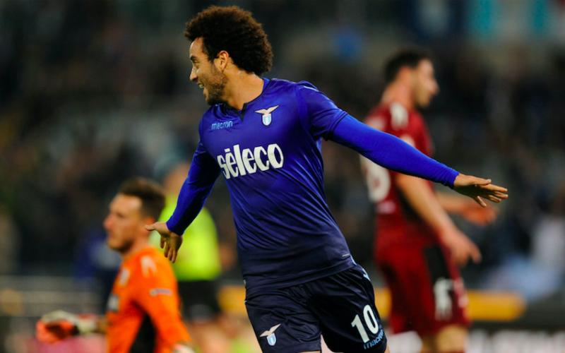 FORMAZIONI UFFICIALI – Lazio-Roma: gioca Bruno Peres, c'è Felipe Anderson!