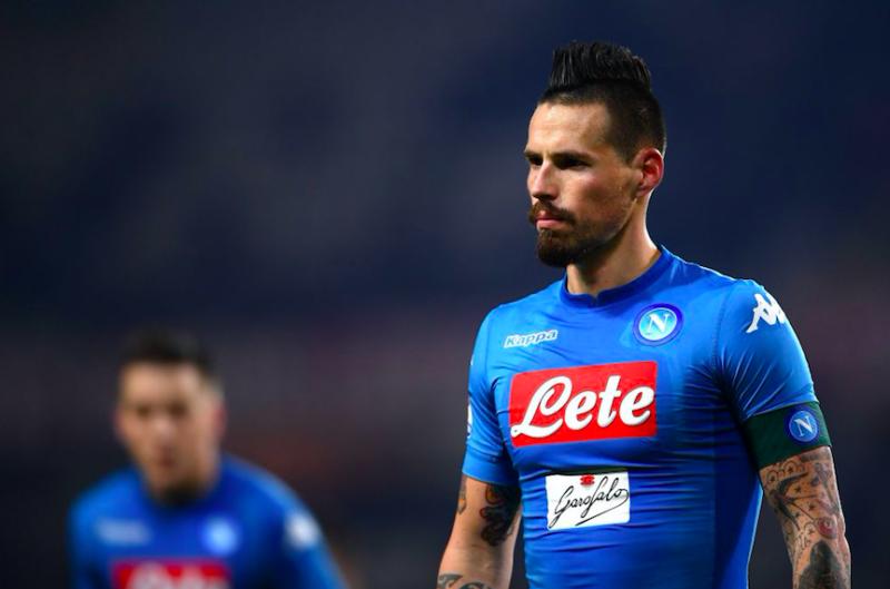 """Napoli, finalmente Hamsik! La Gazzetta: """"Rieccolo, era ora: Marek di nuovo chiaro"""""""
