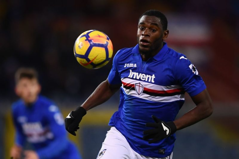 Sampdoria, finalmente Duvan Zapata! Linetty tenta il sorpasso: le prove di formazione