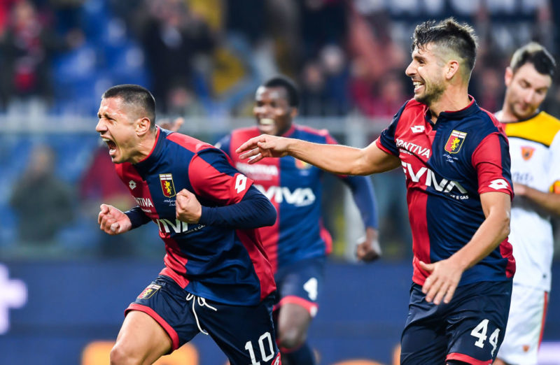 Genoa, torna Veloso e un infortunio cambia la difesa. Ora Galabinov insidia Lapadula