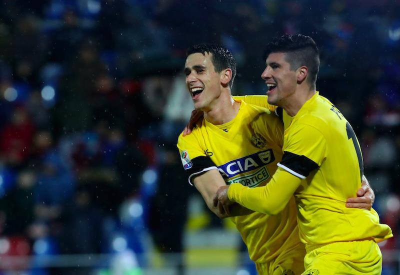 """Udinese, Oddo lancia Lasagna: """"È la nostra arma in più"""". Ma rischia ancora Widmer"""