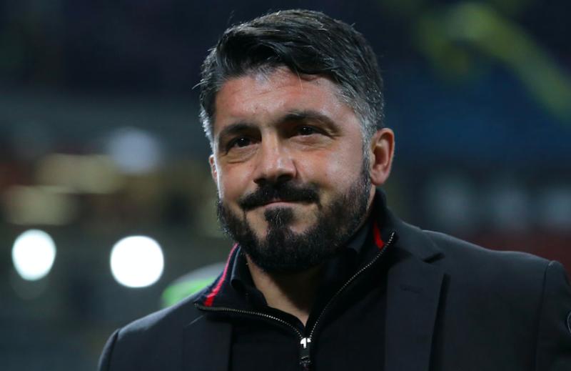 """Gattuso: """"Cutrone è il titolare: leggo una marea di cazzate! Cambio ruolo a Calhanoglu"""""""