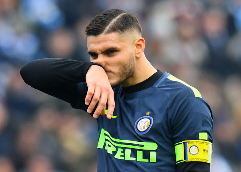 """Icardi: """"Sto recuperando, voglio tornare"""". Ma l'Inter è ancora molto prudente"""