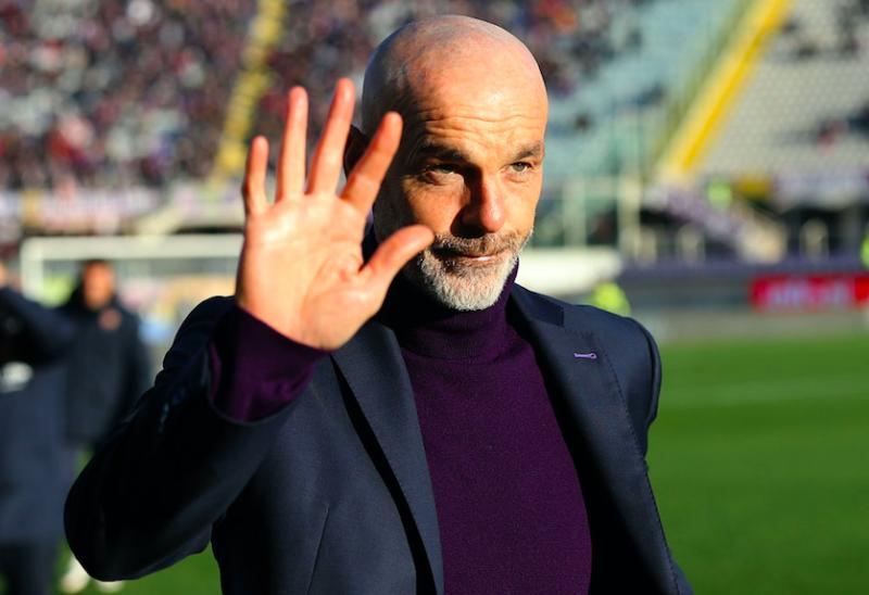"""Fiorentina, Pioli: """"Laurini out, Thereau è pronto: ho già deciso la formazione titolare"""""""