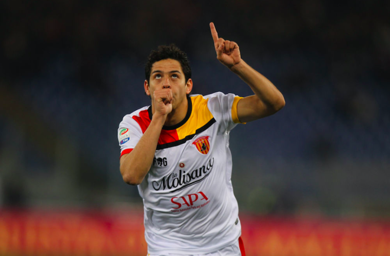Benevento, tegola Guilherme dopo gli esami: stagione praticamente finita