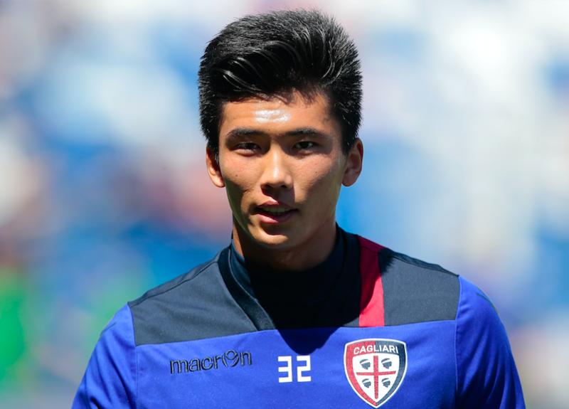 Benevento-Cagliari, le formazioni ufficiali: confermato Han, torna Sandro