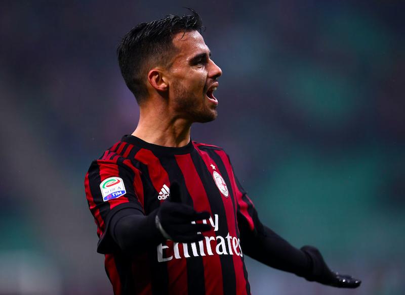 """Milan, Sky: """"Kalinic e Suso in gruppo, ma uno dei due può essere risparmiato col Napoli"""""""