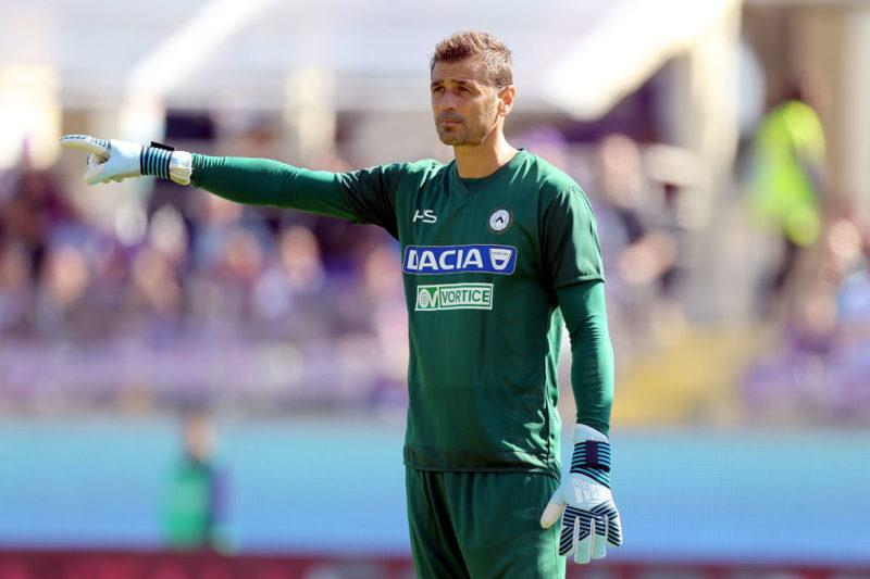 Udinese, Bizzarri salta un'amichevole per infortunio! Fuori anche Lasagna e Perica