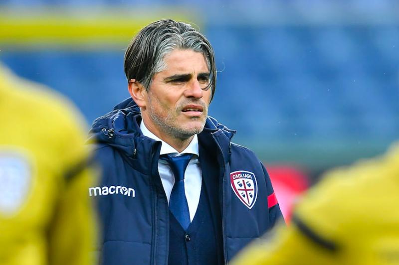 """Cagliari, Diego Lopez: """"Vi dico tre titolari: scelto l'attacco! Cigarini e Han…"""""""