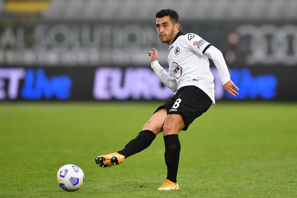 Spezia, brutte notizie per Thiago Motta: un centrocampista si ferma per un mese