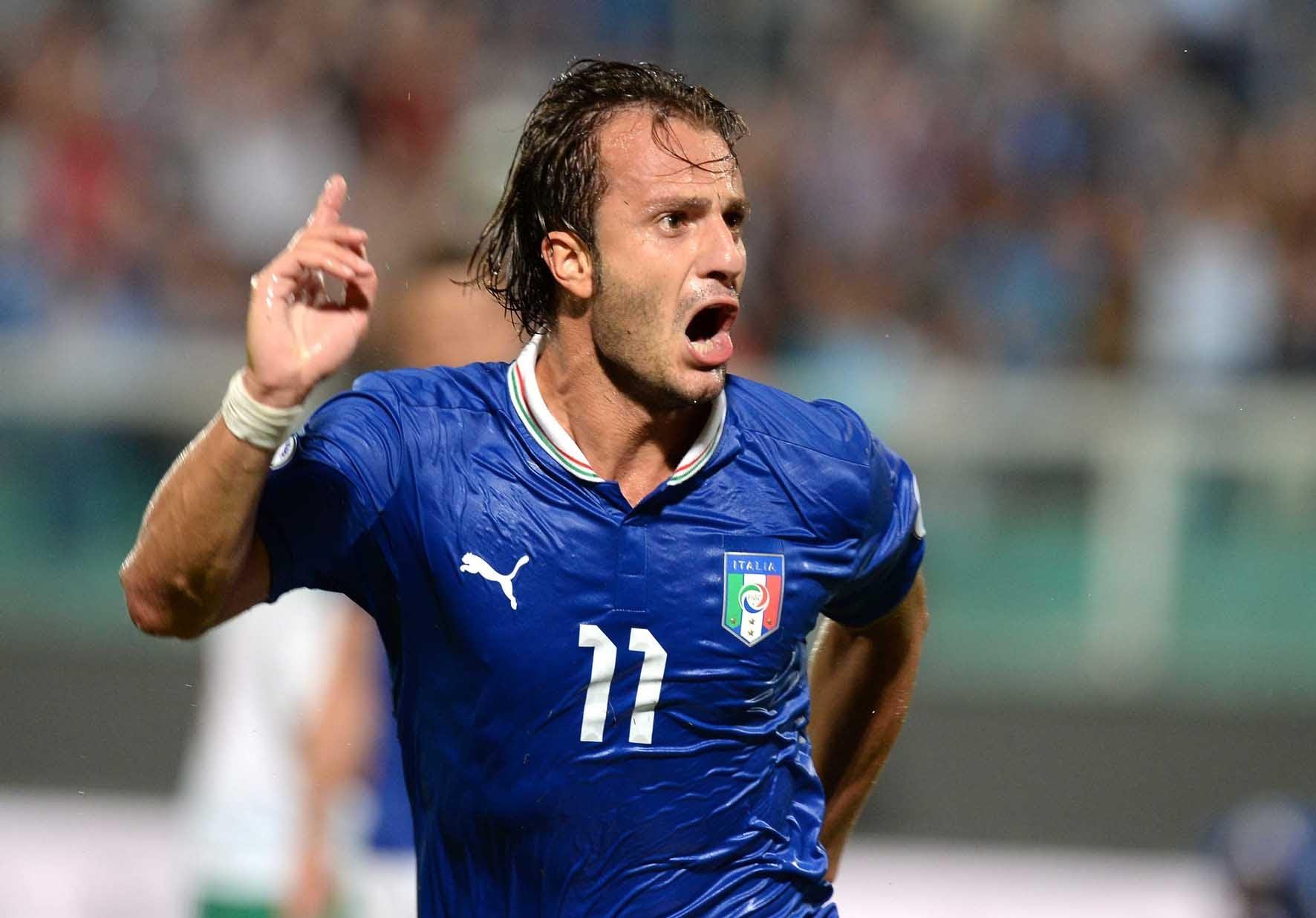 """Palermo, fanta-carica per Gilardino: """"Altro che 33 anni! Voglio arrivare ai 200 gol"""""""