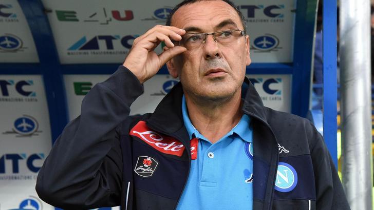 """Sarri rilancia il fanta-Napoli: """"Bene il 4-3-3, non escluderò Insigne! Jorginho? Mi piace, invece Valdifiori…"""""""