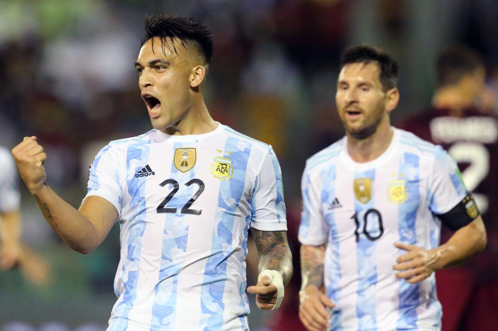 Inter, ottime indicazioni per Inzaghi: Lautaro Martinez e Correa in gol con l'Argentina