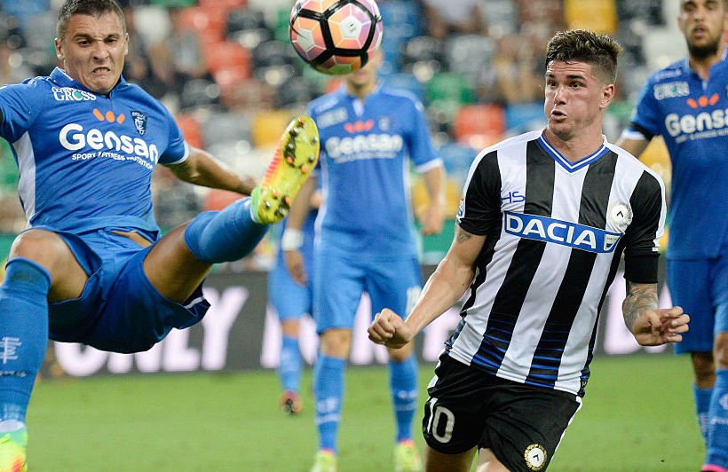 Udinese, la formazione: scelto il sostituto di Danilo! Kums c'è, novità De Paul