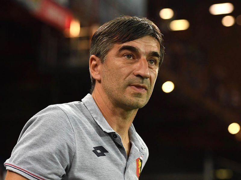 """Genoa, Juric: """"Bene Veloso. Rincon? Vi spiego il suo infortunio…"""""""