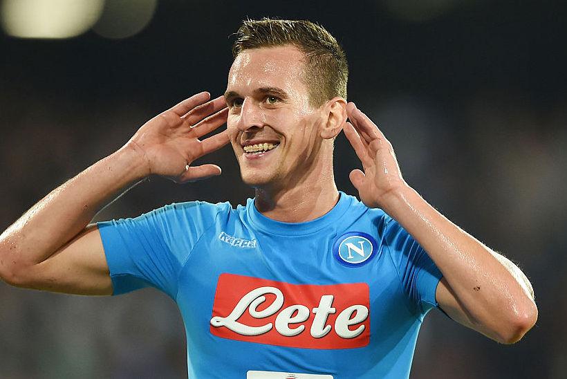 NAPOLI – Milik di corsa verso il rientro da record: l'obiettivo è il Milan!