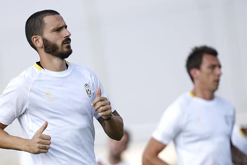 """Clamoroso Bonucci, punizione choc: tribuna col Porto! Sky: """"Scelta sicura, ecco il motivo"""""""