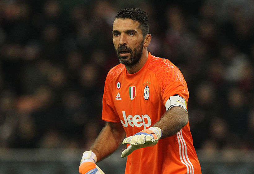 """Infortuni Juve, svelato il problema di Buffon. Allegri: """"Bonucci e Alex Sandro quasi pronti. Barzagli…"""""""