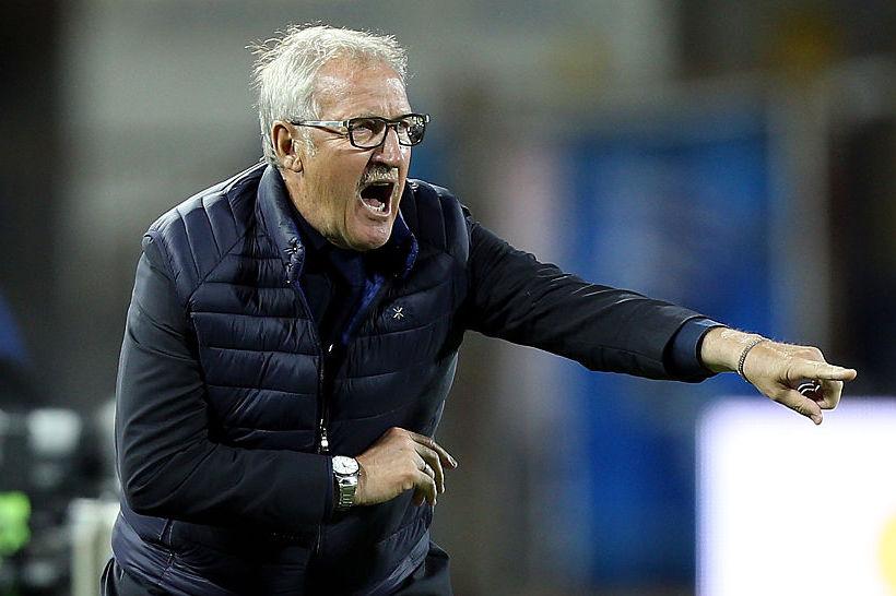 "Udinese, Delneri: ""Ho due dubbi. Thereau? Ha dato tanto…"""