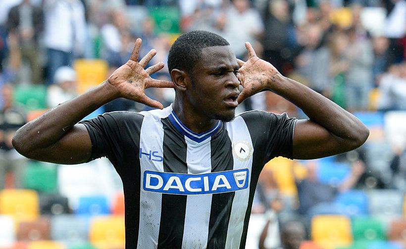 FORMAZIONI UFFICIALI – Udinese-Palermo: confermato Zapata, novità Diamanti