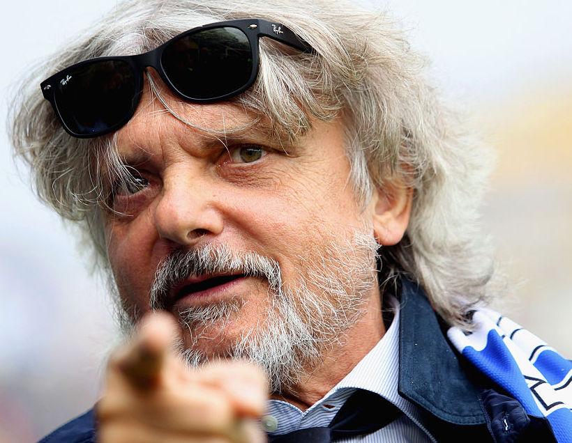 """Ferrero: """"Zapata via? Ogni tanto strozzerei Giampaolo! Cerco il sostituto di Andersen, rivolevo Muriel"""""""