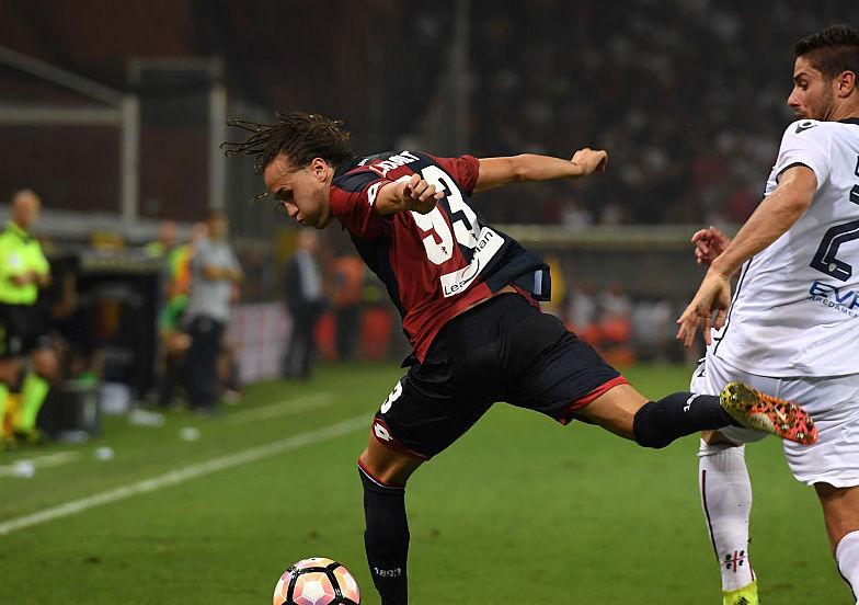 Genoa, prime prove di 4-3-3 per Mandorlini! Laxalt, Rigoni e l'attacco: le indicazioni