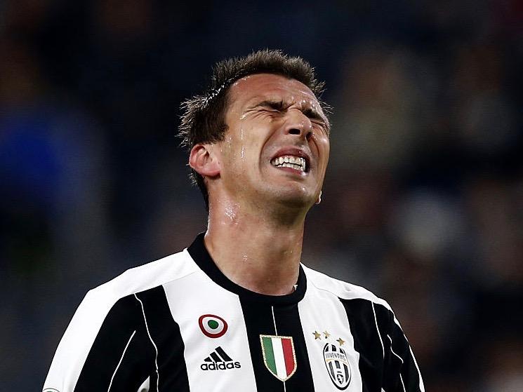 Infortunio Mandzukic, aggiornamenti negativi: puó star fuori col Chievo