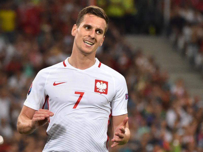 VIDEO – Milik si sblocca: primo gol in stagione, bel mancino con la Polonia