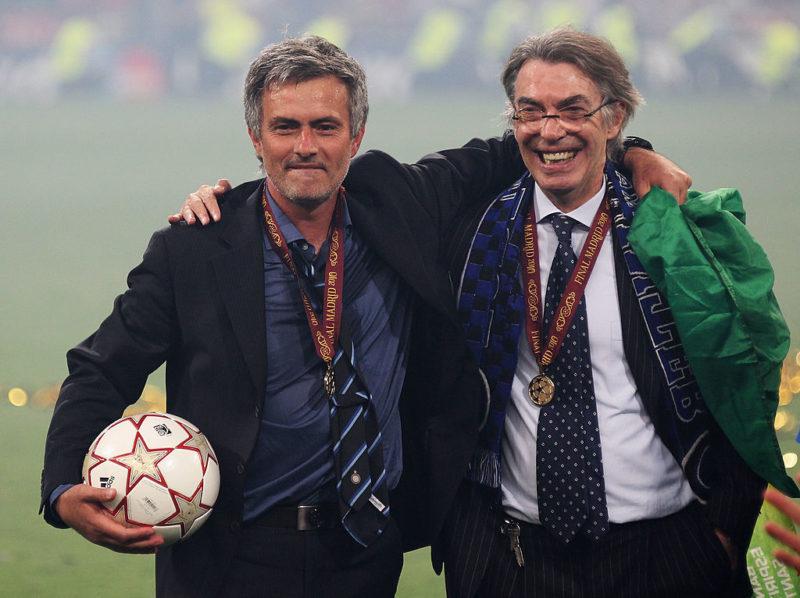 """Mourinho: """"Dopo dieci anni parlo con l'autista dell'Inter: non si è mai visto"""""""
