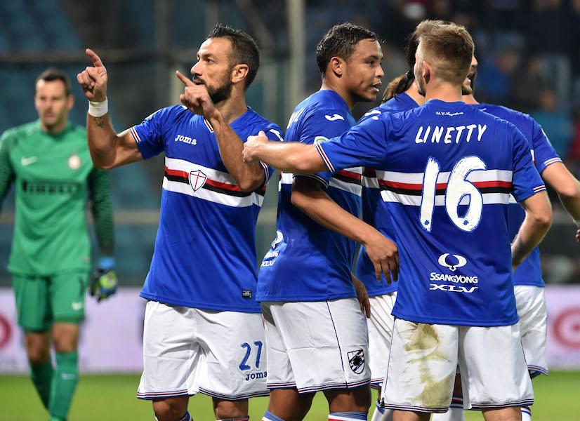Sampdoria-Cagliari, FORMAZIONI UFFICIALI: Bruno Fernandes gioca, torna Joao Pedro